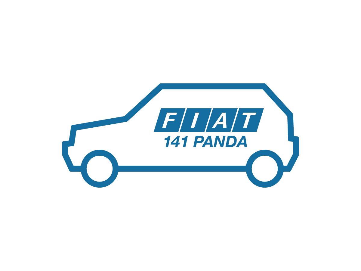 fiat panda 141